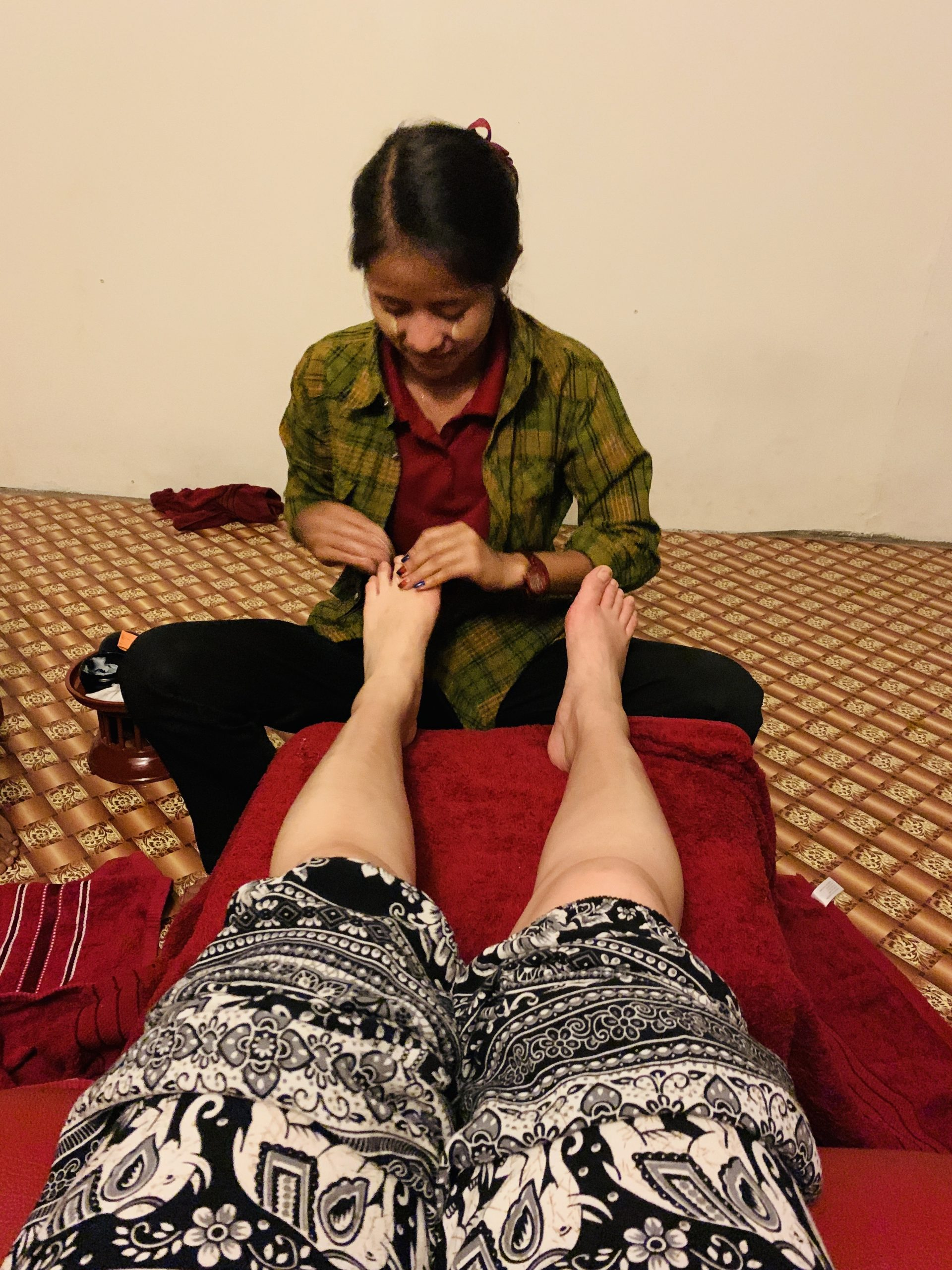 Bagan Massage 蒲甘按摩 4